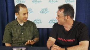Agile2015 Video Podcast - Gil Broza