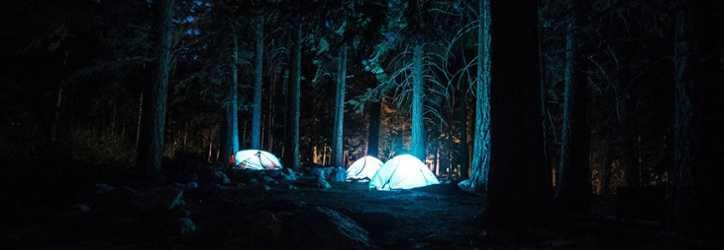 swamp-camping