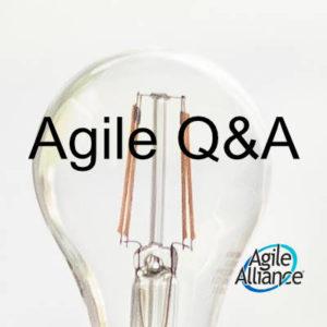Agile Q&A