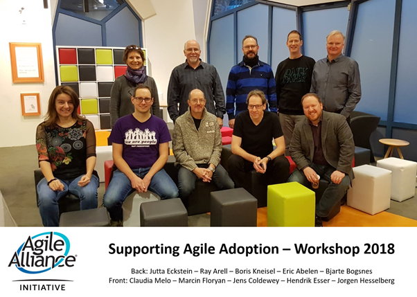 Supporting Agile Adoption Workshop 2018