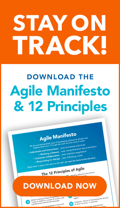 Agile Alliance Download Manifesto
