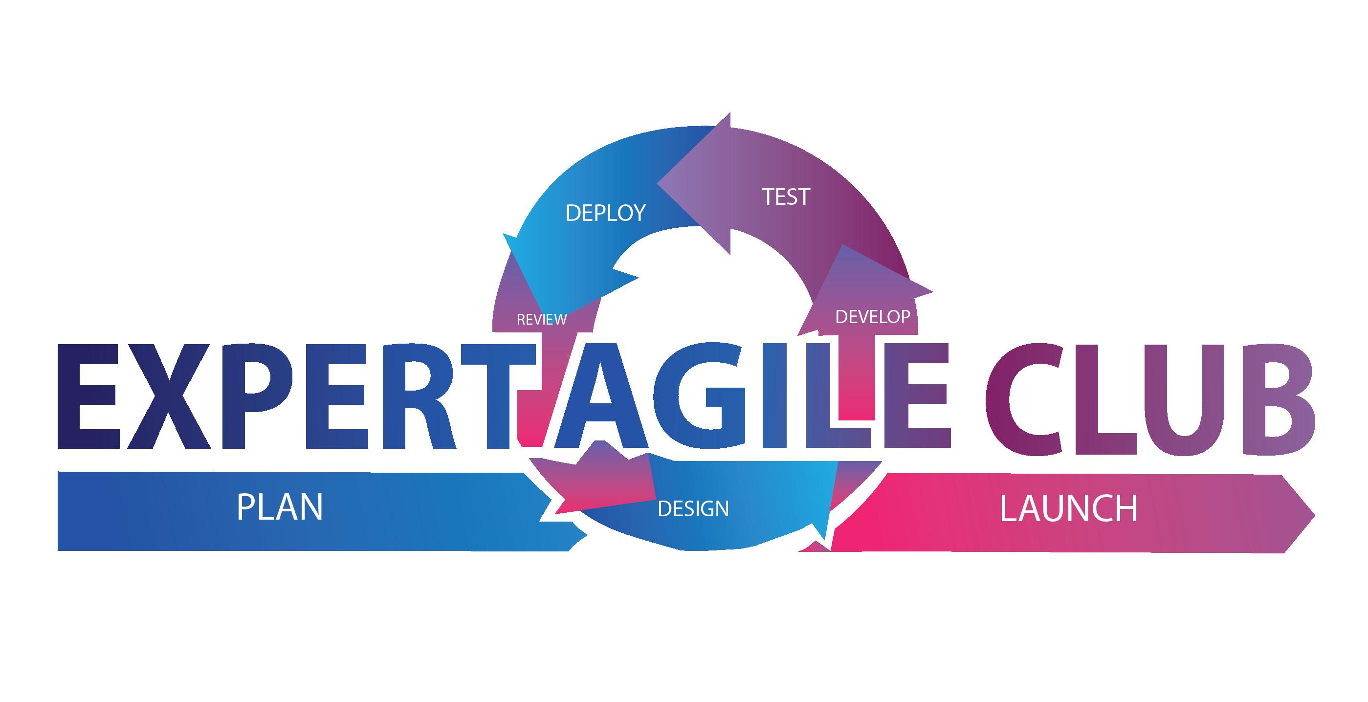 Expert Agile Club Logo