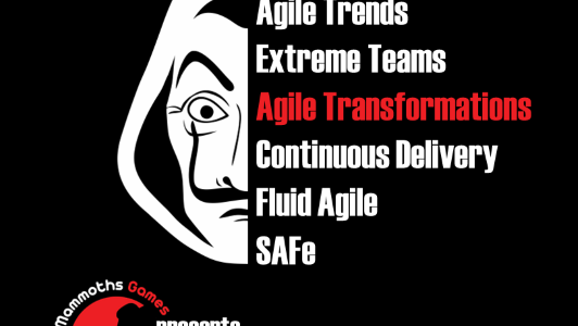 Agile Mammoth Games Logo