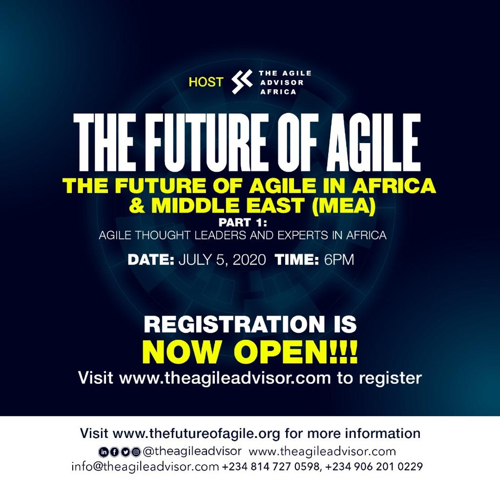 The Futue of Agile in Africa and the Middle East