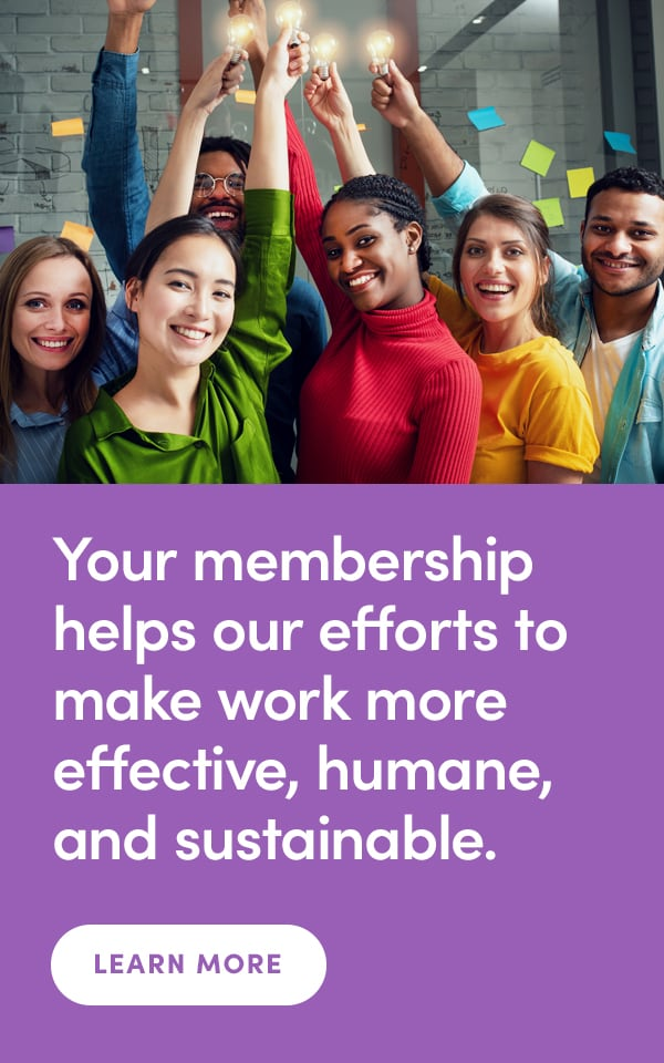 Your Agile Alliance Membership Helps Our Mission