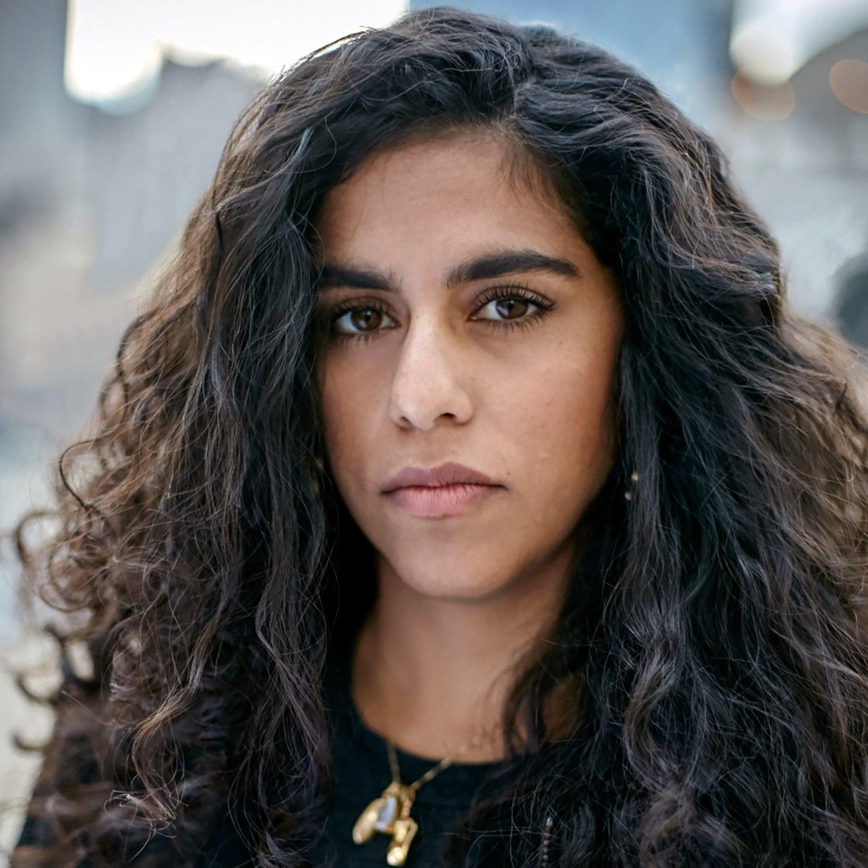 Mona Chalabi Data Editor of The Guardian