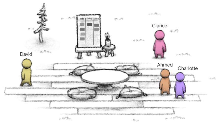 Agile Alliance Virtual Lounge Meetup