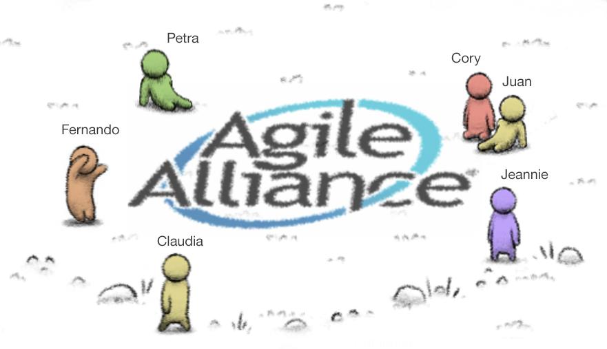 Agile Alliance Virtual Lounge