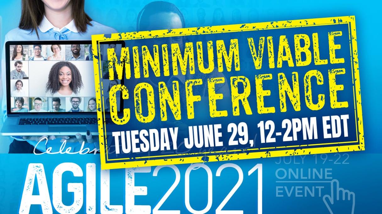 Minimum Viable Conference