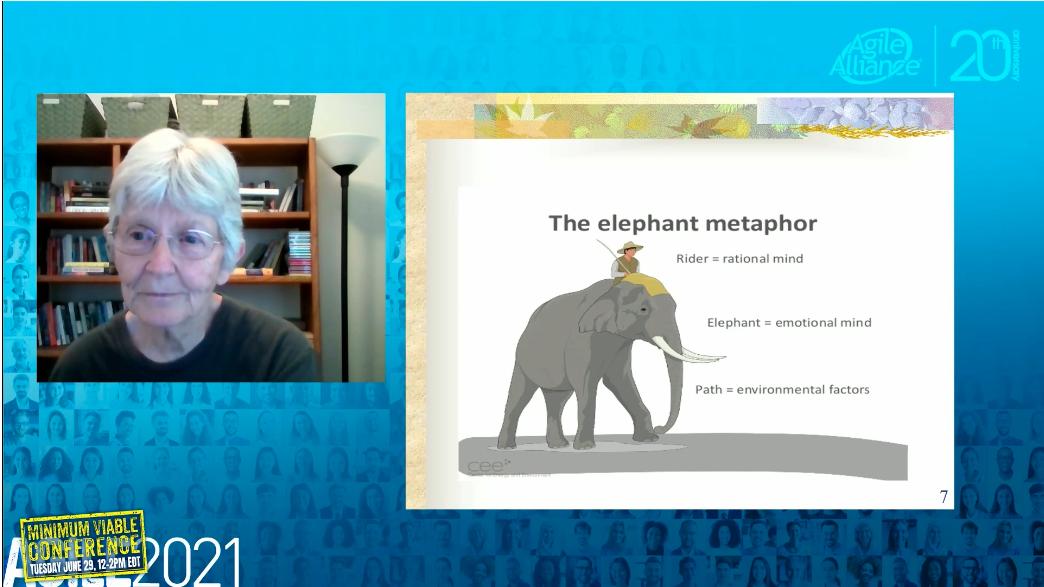 Linda Rising and the Elephant Metaphor