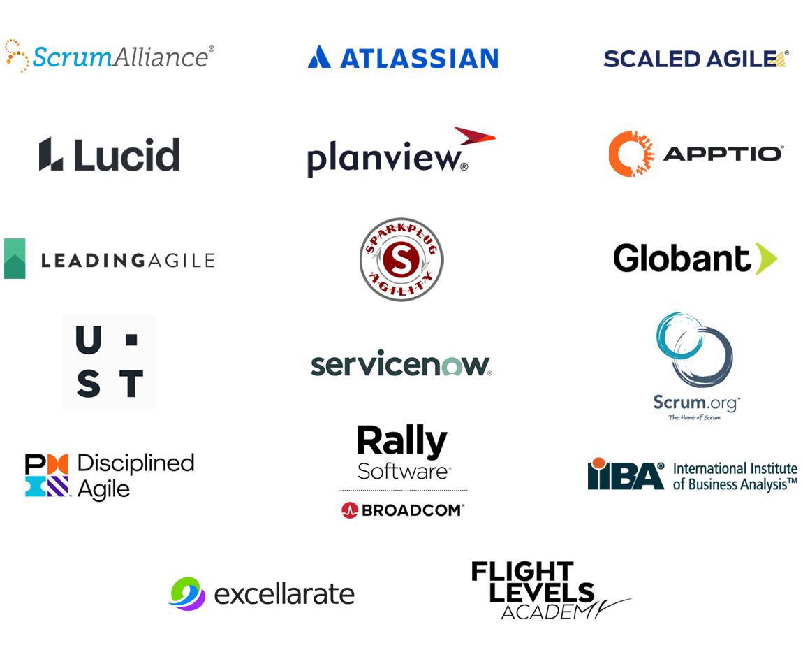 Agile2021 Sponsors
