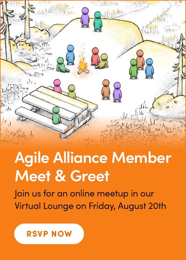 Agile Alliance Member Meet and Greet