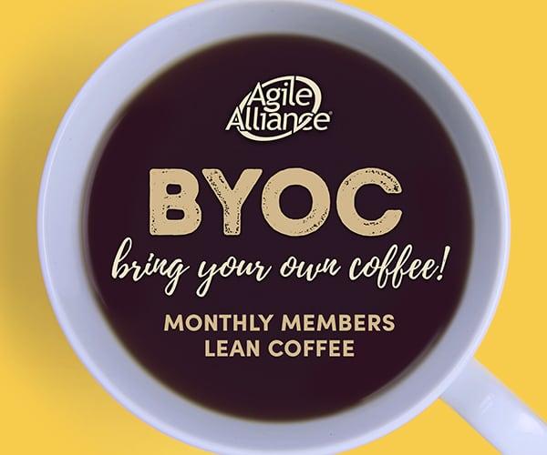 BYOC Member Lean Coffee